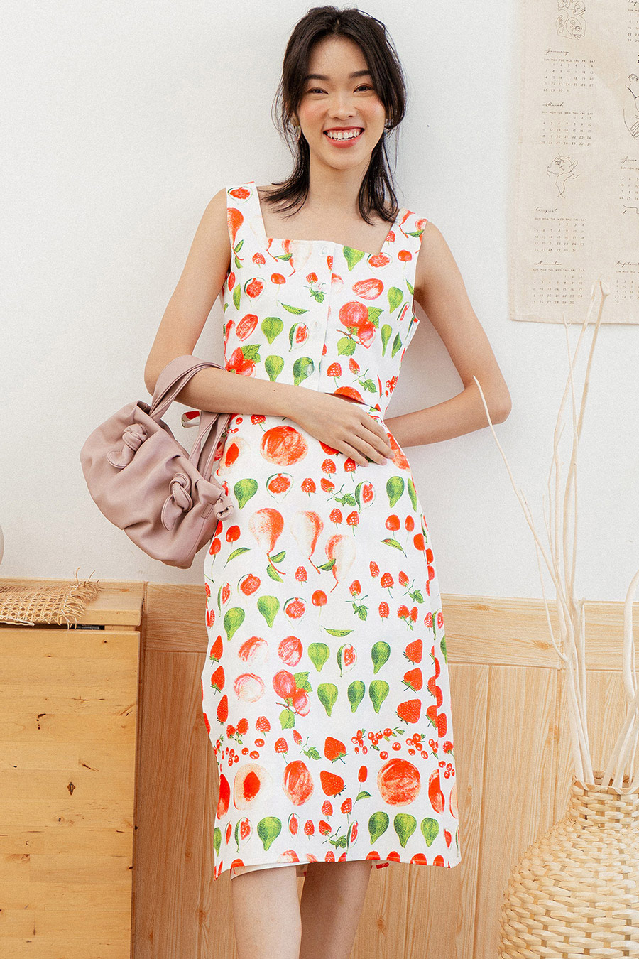 *SALE* AGATHE 2PC SET - FRUITIE
