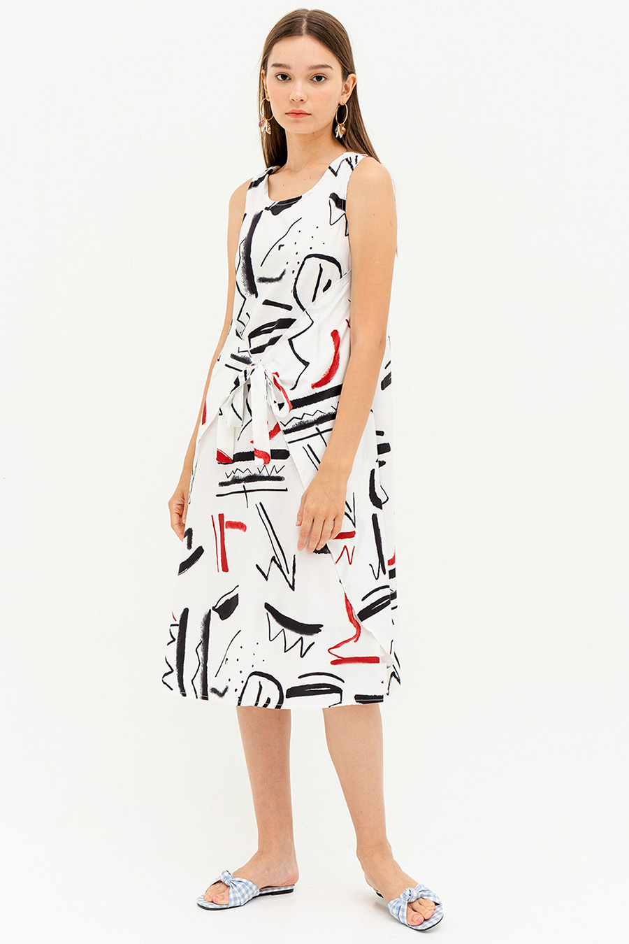 *SALE* ALEXA DRESS - DOODLE