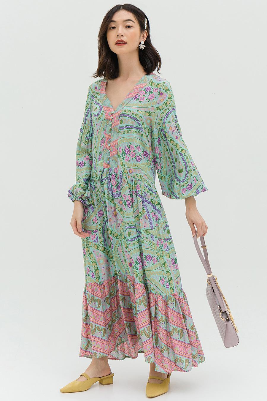 *BO* ANAIS DRESS - NYONA FLEUR