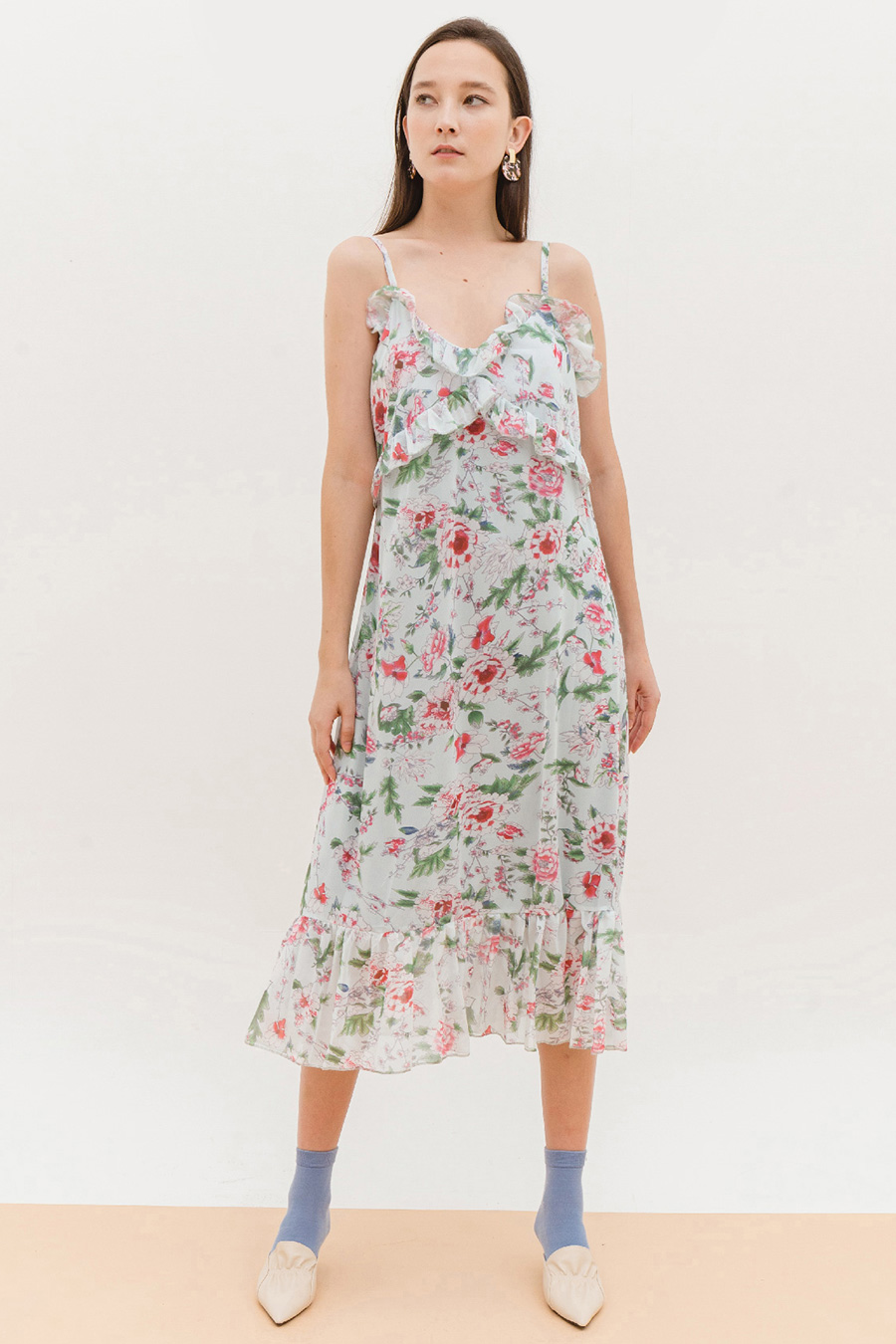 ANDORRA DRESS - DAINTY