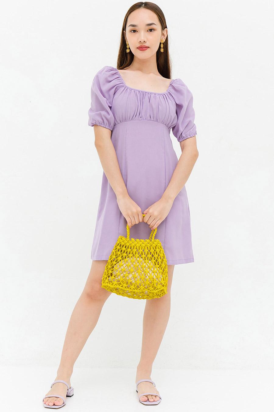 ANNABELLA DRESS - LAVENDER