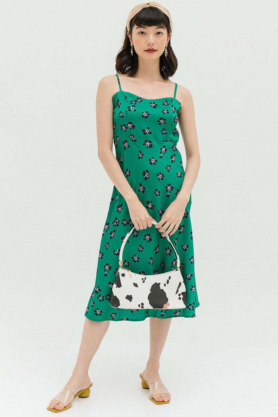 ANNETTE DRESS - JADE FLEUR