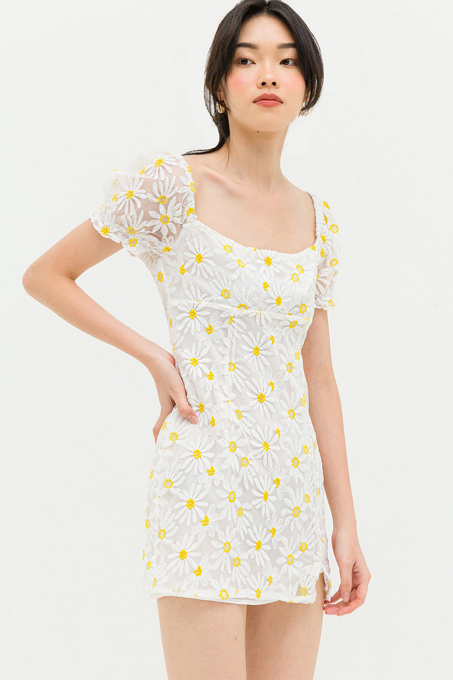 *BO* ANTONIETTE DRESS - DAISY