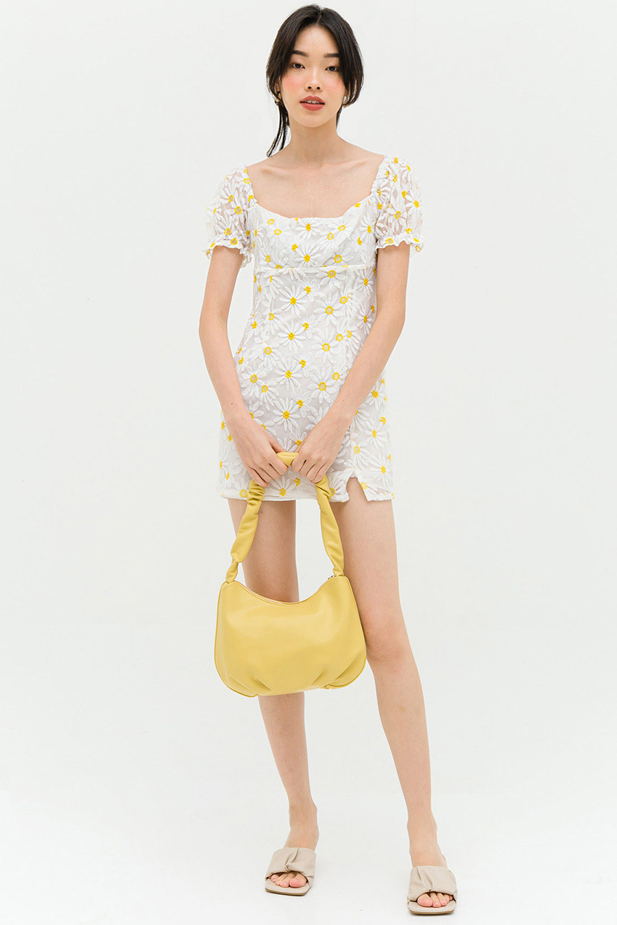 *RESTOCKED* ANTONIETTE DRESS - DAISY