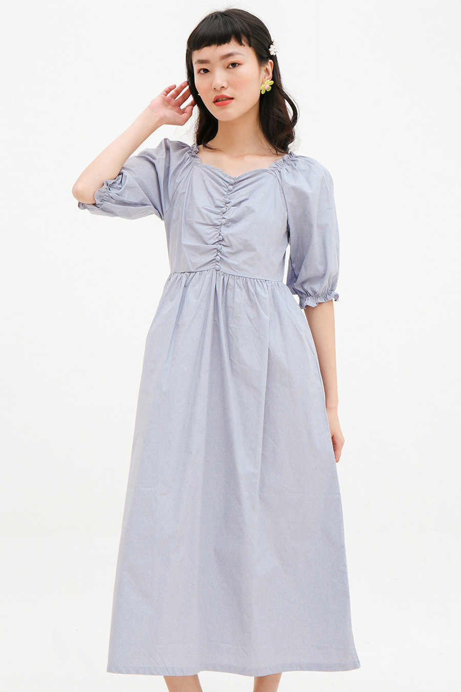 AURORE DRESS - PERRY