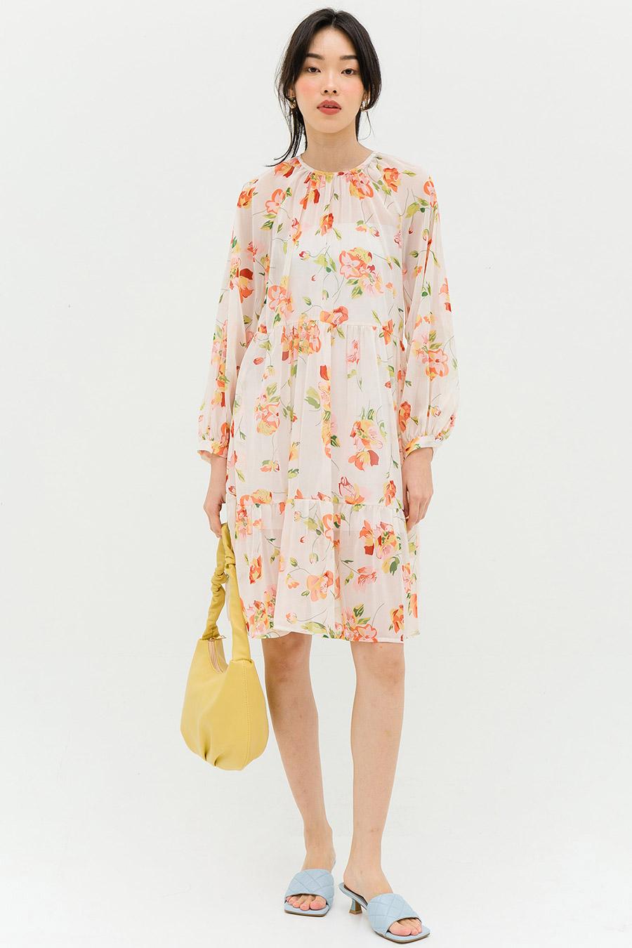 *SALE* BASCHET DRESS - CHANTILLY