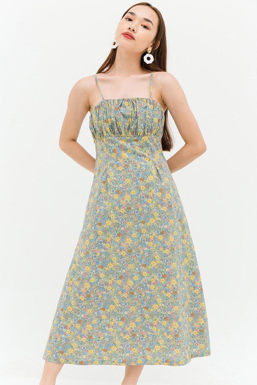 BENNIE DRESS - HARUKI [BY MODPARADE]