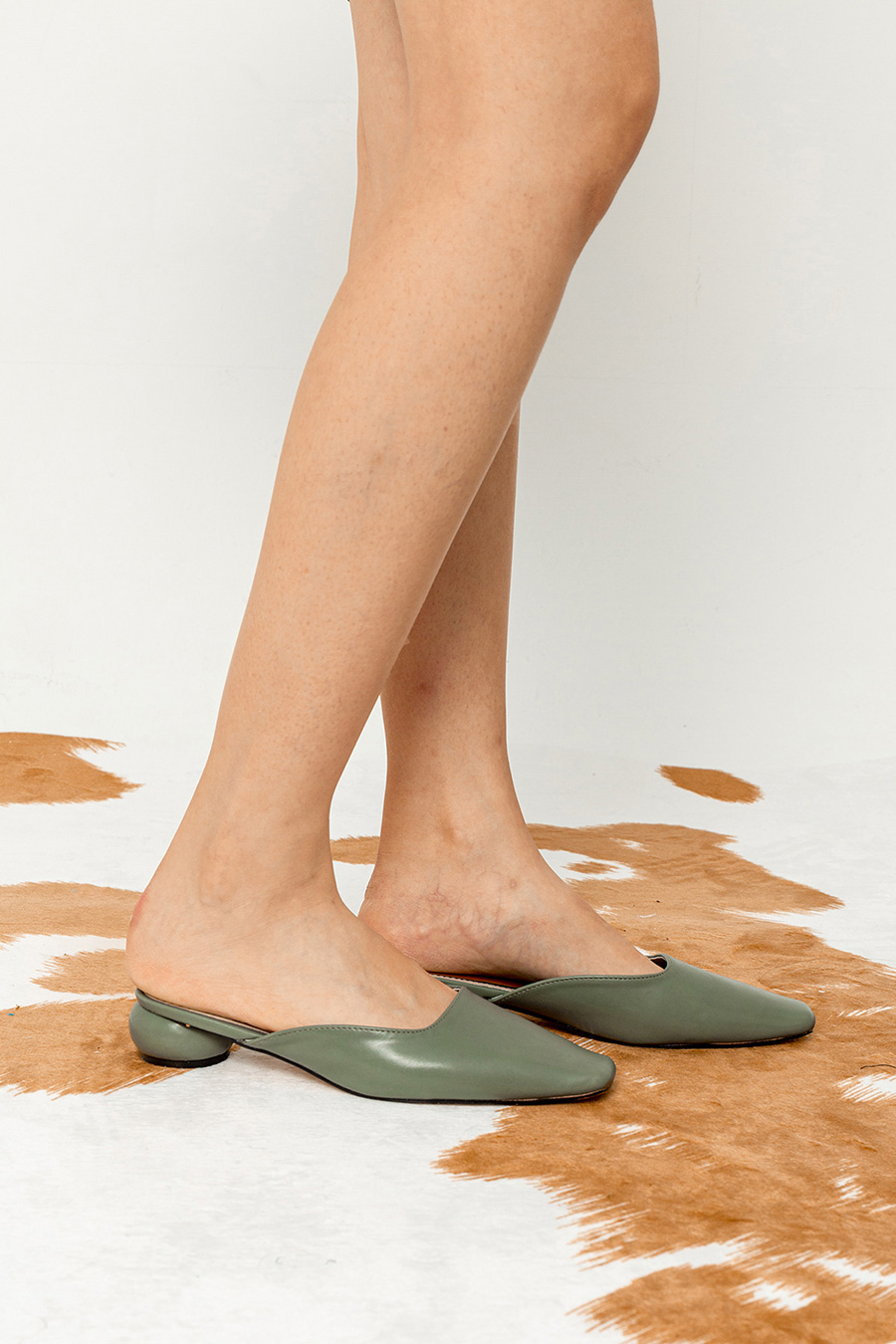 BETSY SHOES - SAGE