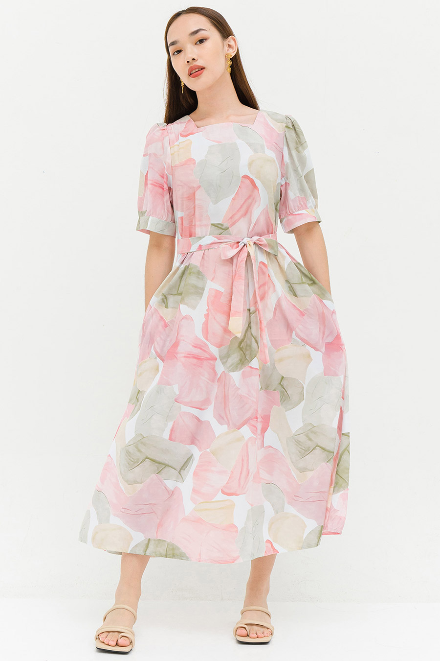 BLAIR DRESS - PETALS