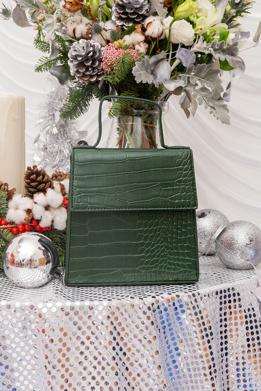 BOBBI BAG - JADE