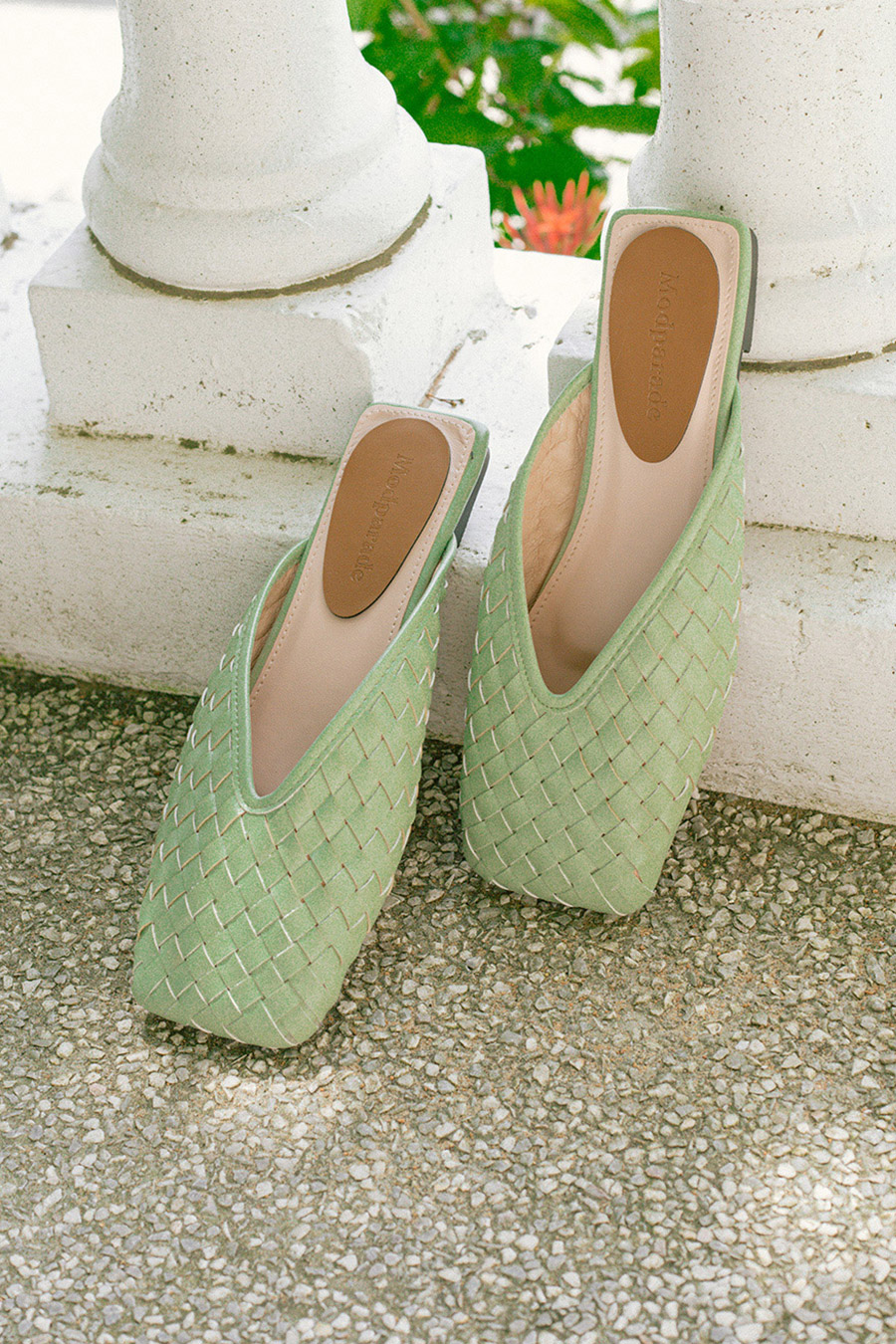 BORJE SHOES - SMITH GREEN