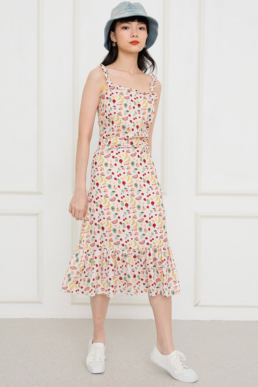 BRIGITTE DRESS - FRUITE
