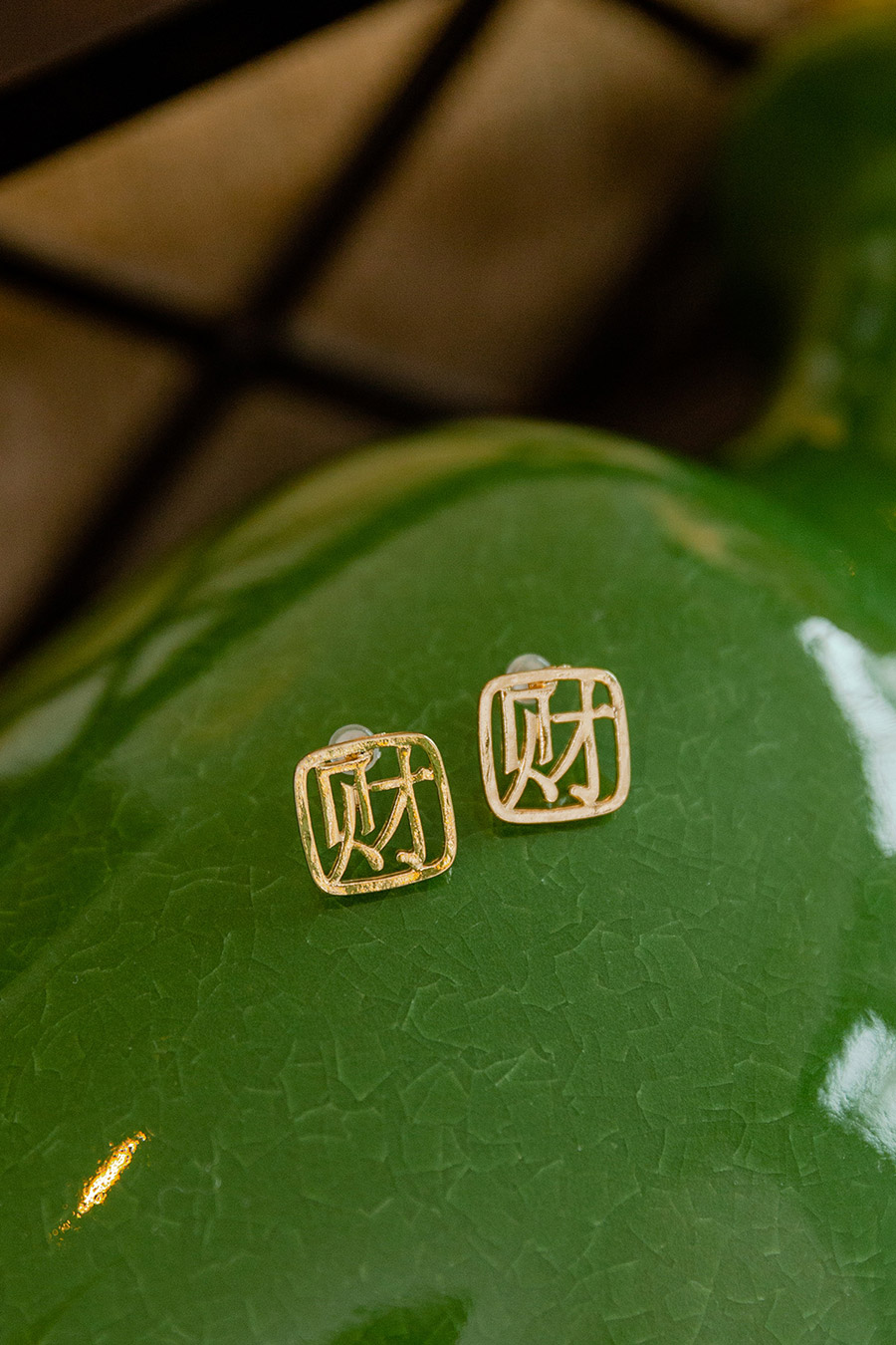 *RESTOCKED* CAI EARRING - GOLD
