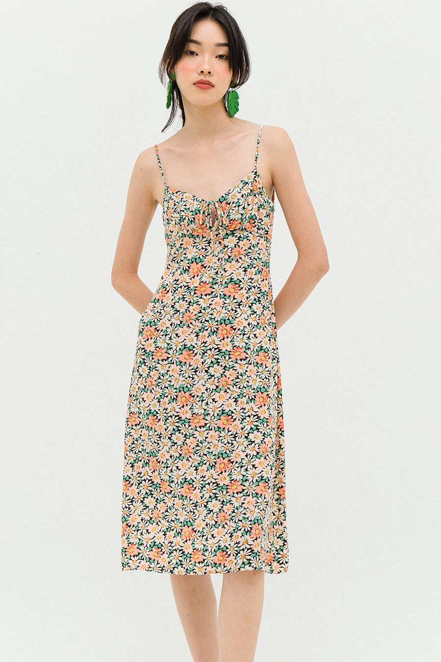 *BO* CAMILLE DRESS - DAHLIA