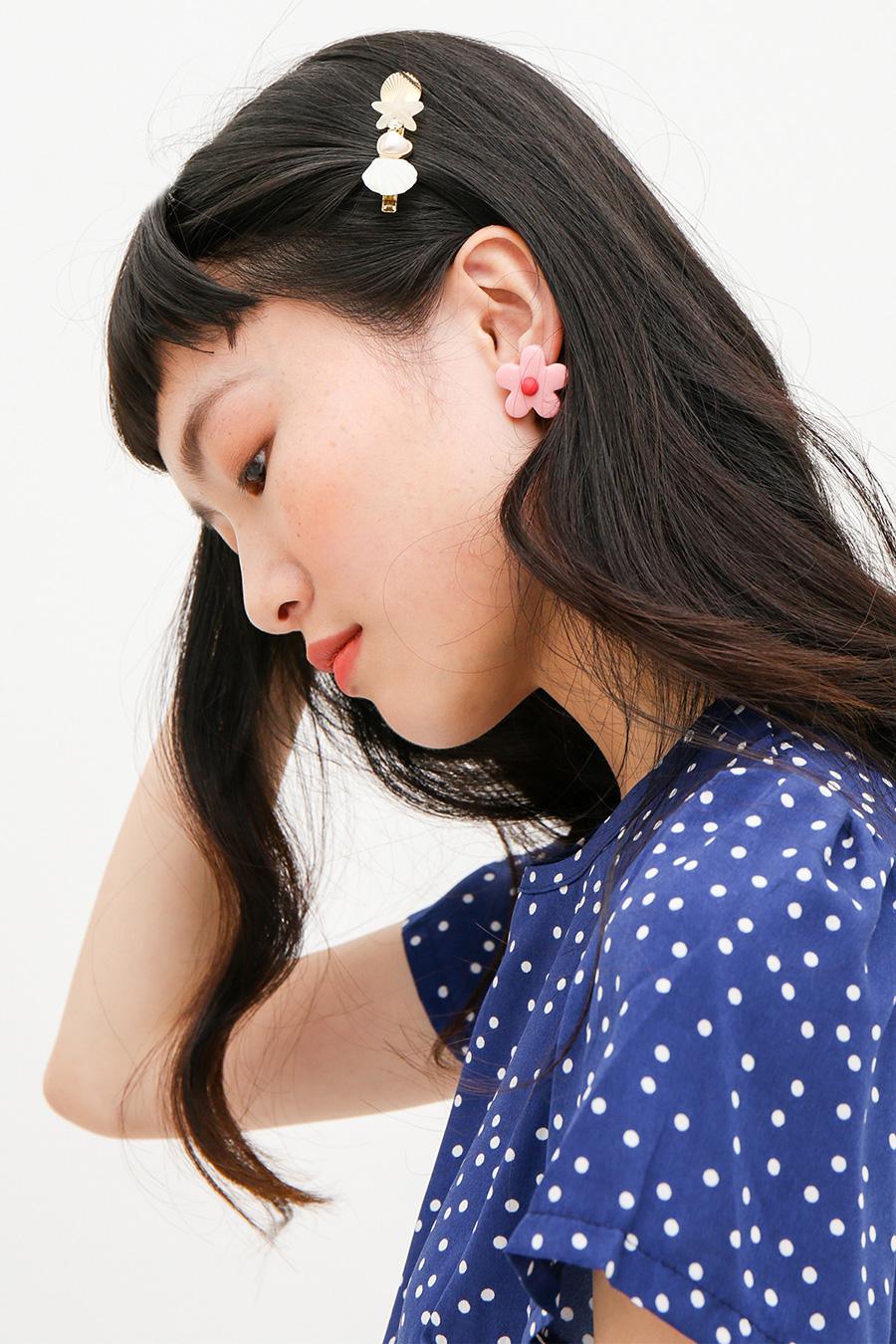 CAROLE EARRING - BALLET