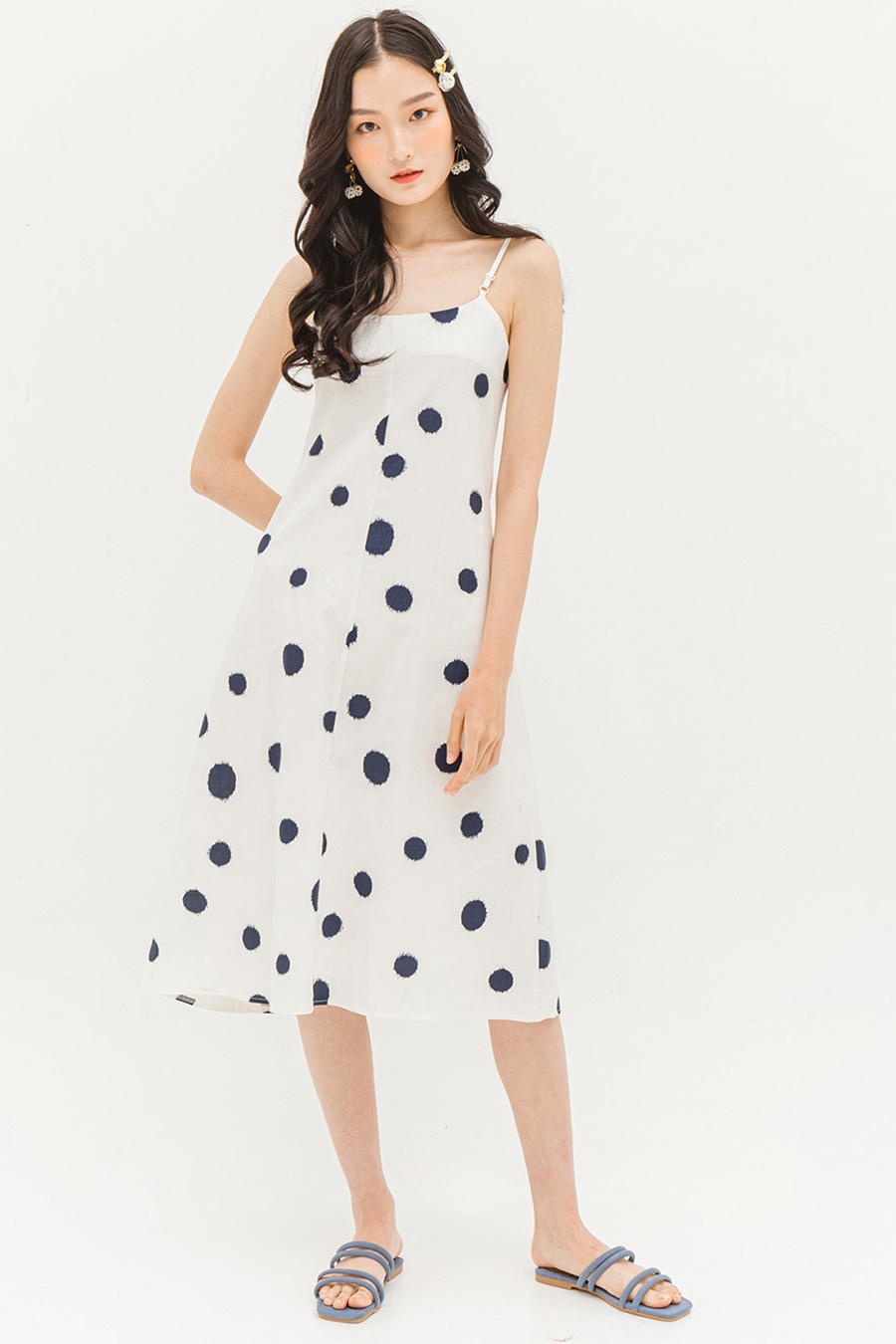 CASSIA DRESS - DOTTIE