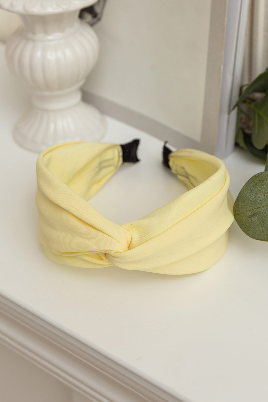 *BO* CASSIDY HAIRBAND - BUTTERCUP