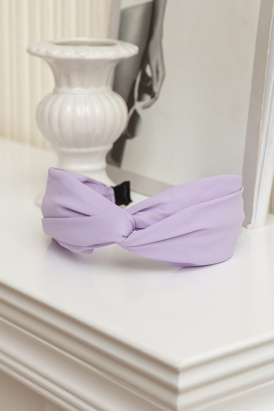CASSIDY HAIRBAND - LAVENDER