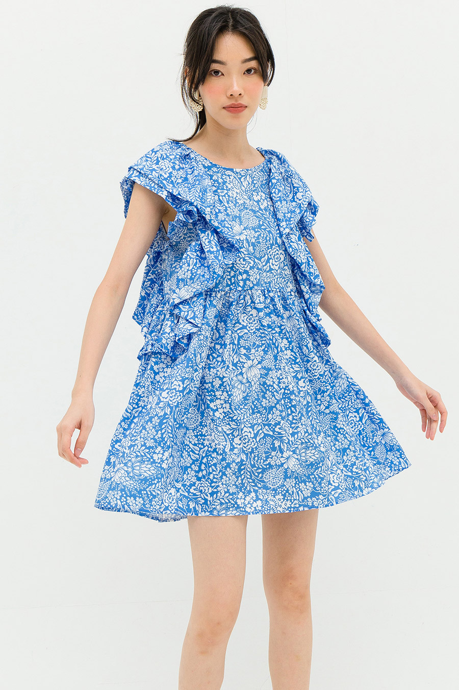 *BO* CLAIRE DRESS - SAN MARINO