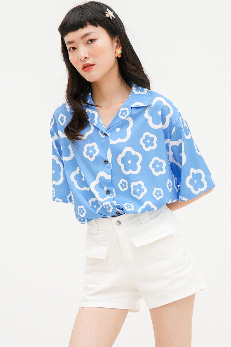 COTE TOP - PERRY POPPY
