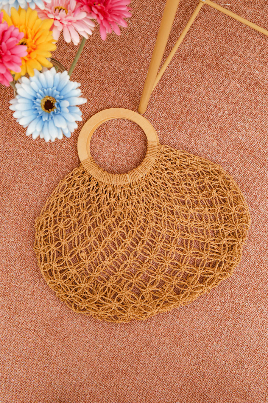 *SALE* CUPOLA BAG - NATURAL