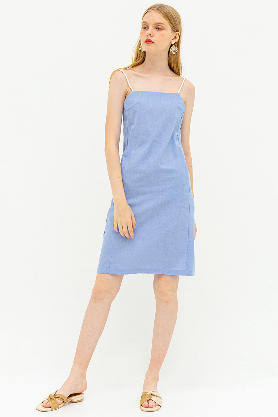 DONNA DRESS - BALMY [BY MODPARADE]