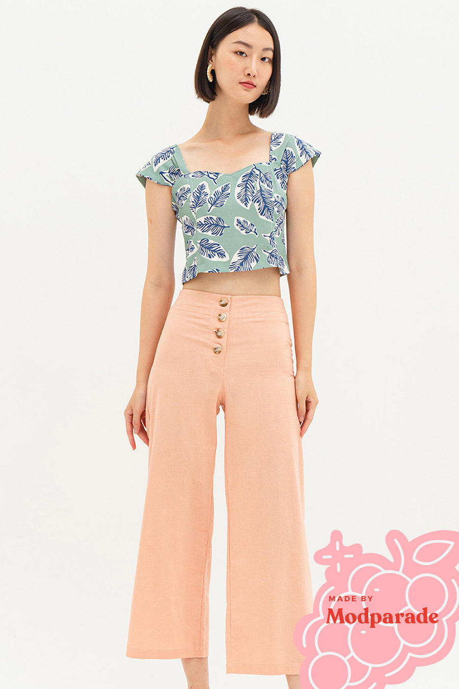 DUET PANTS - FAIRLADY [BY MODPARADE]