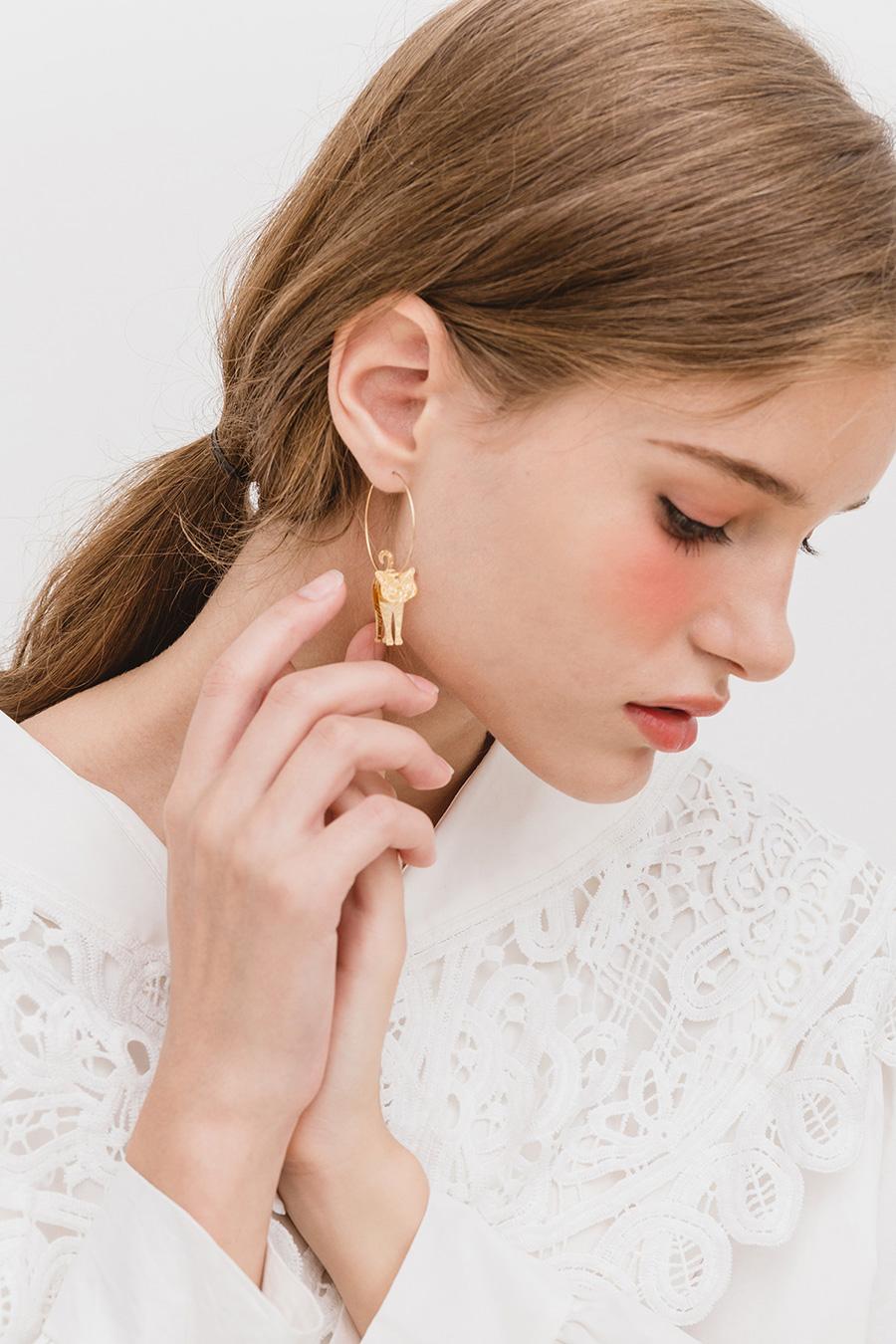 EKKA EARRING - GOLD