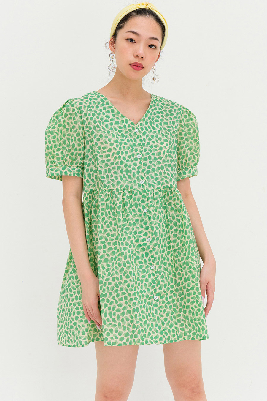 ELISE DRESS - MEADOW