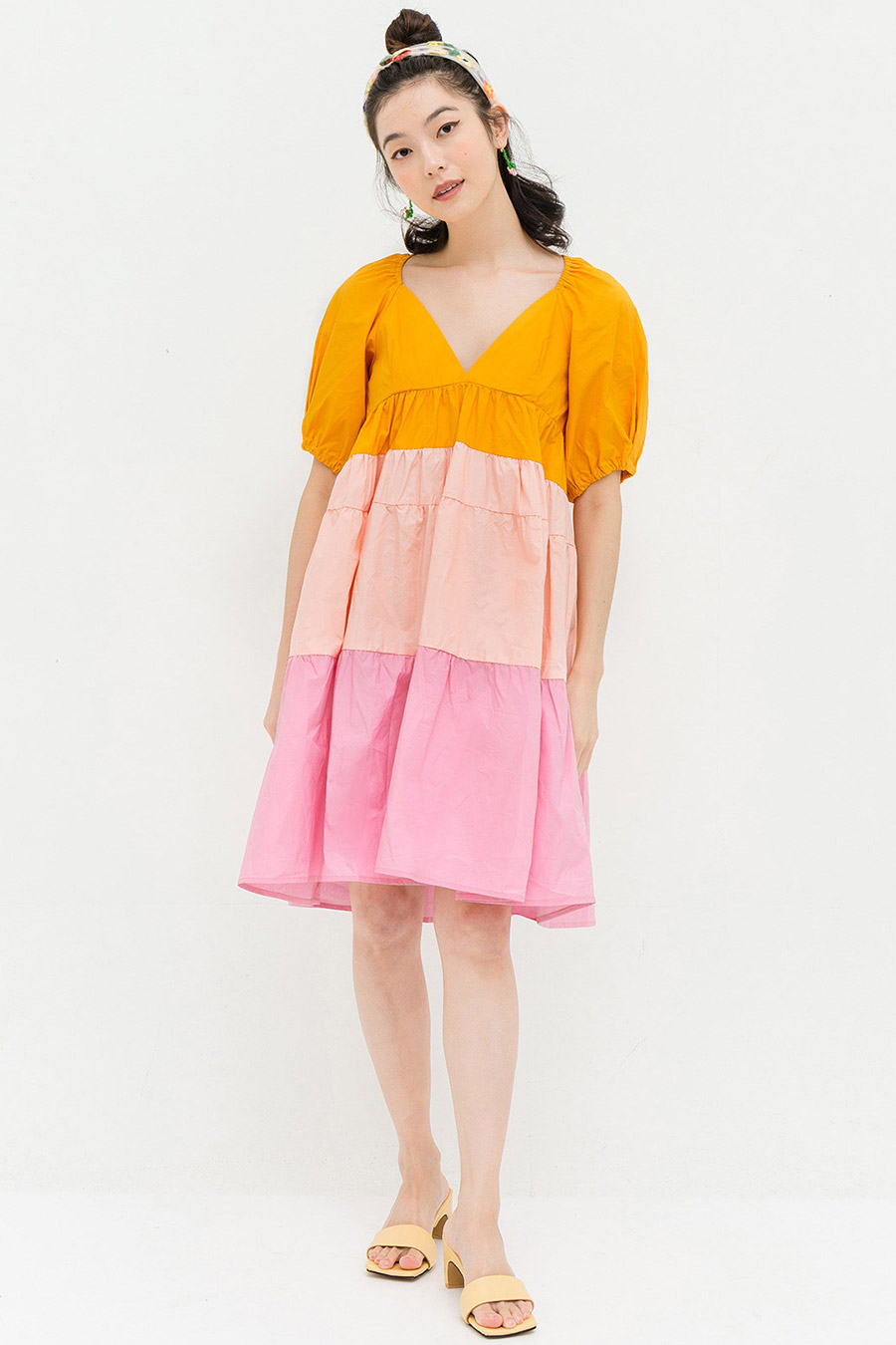 EMMELINE DRESS - SUMMER