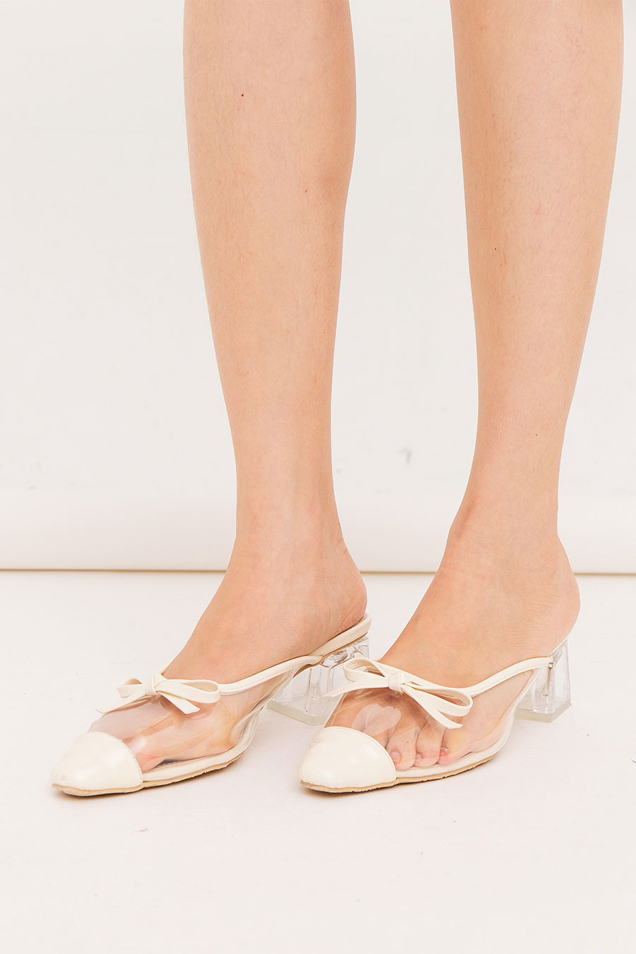 EMMIE SHOES - IVORY