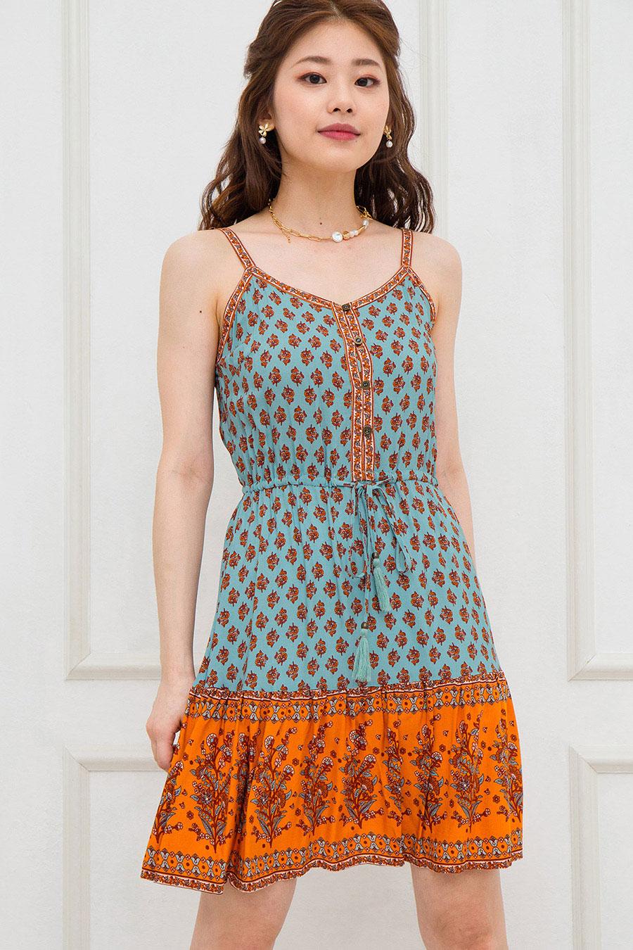 ESME DRESS - BAHAMAS