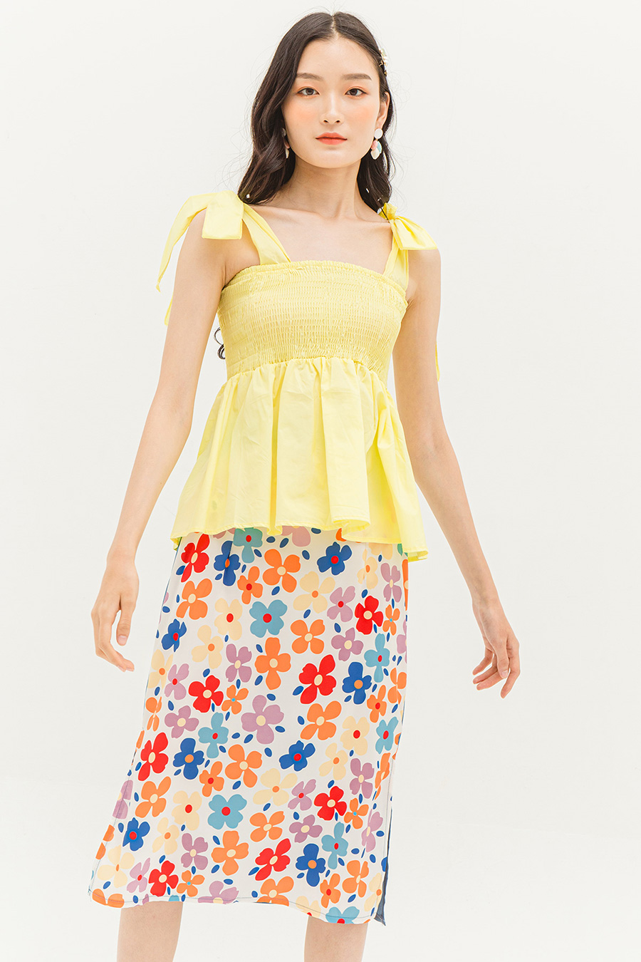 *SALE* ETTA SKIRT - POPPY
