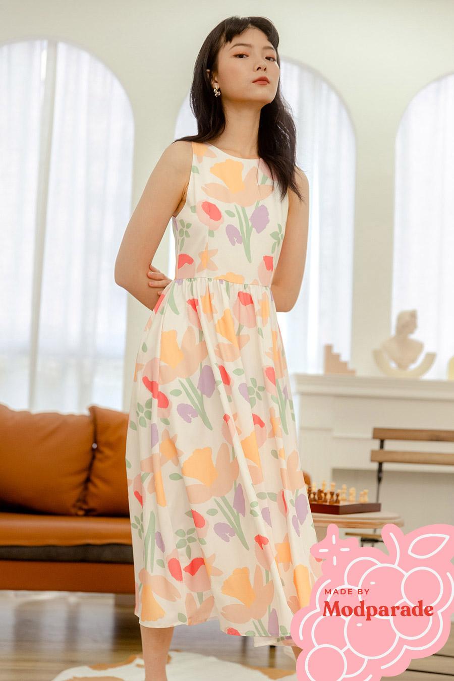 EVA DRESS - LIBERTY