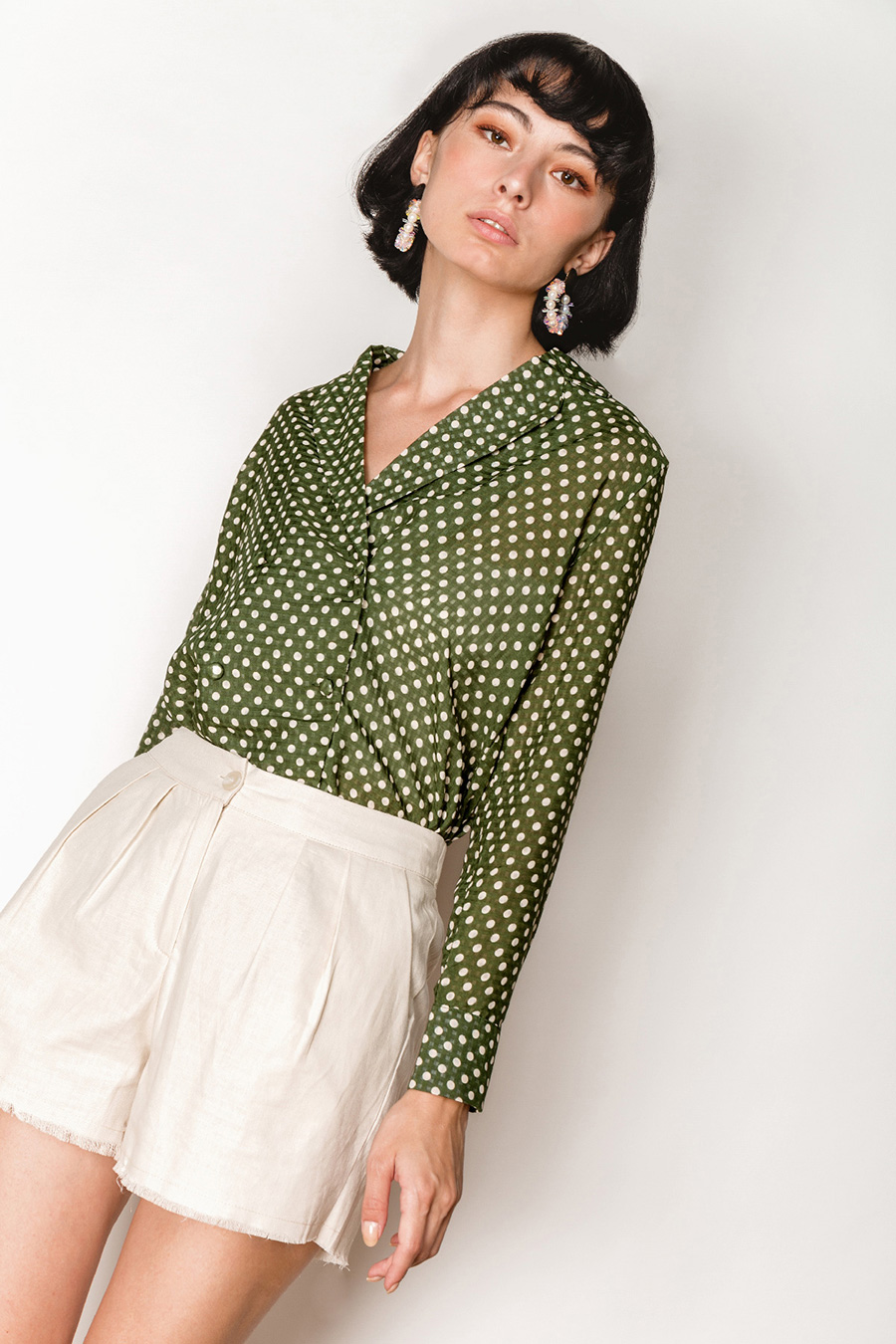 FENELLA TOP - PINE