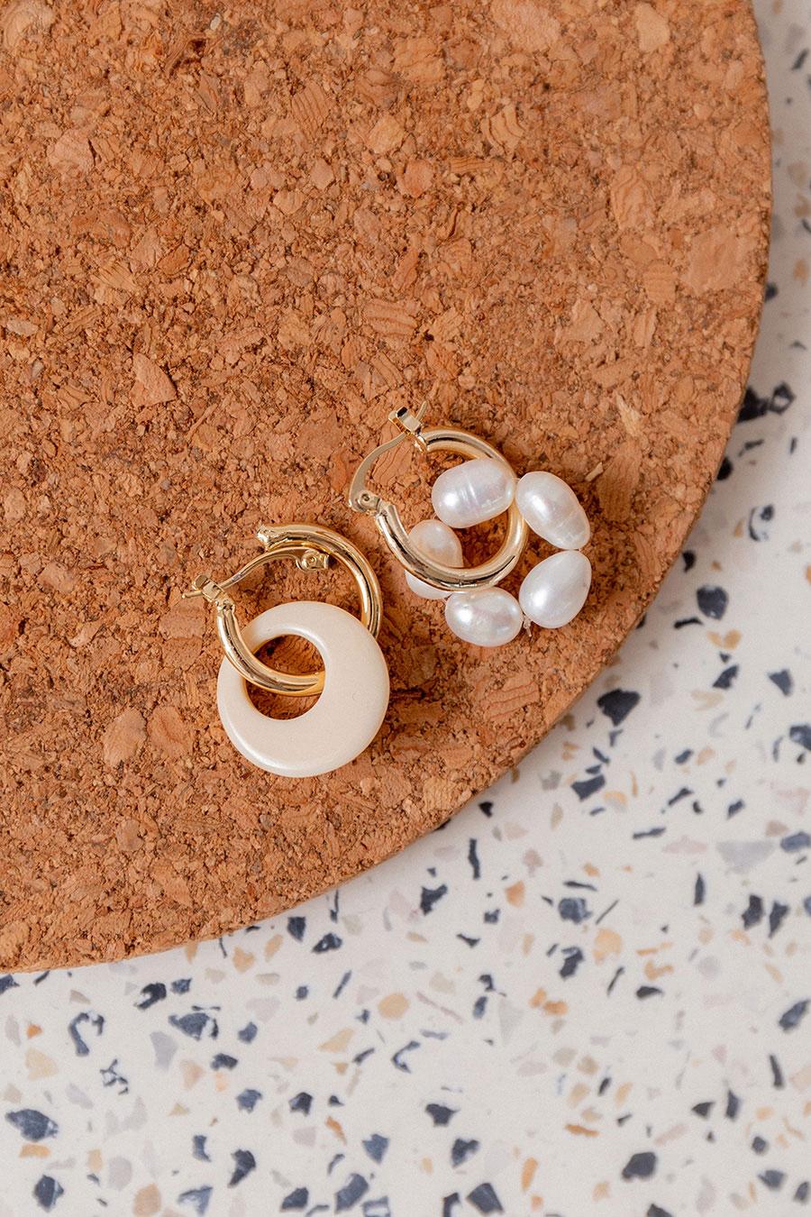 FIADAH EARRING - GOLD