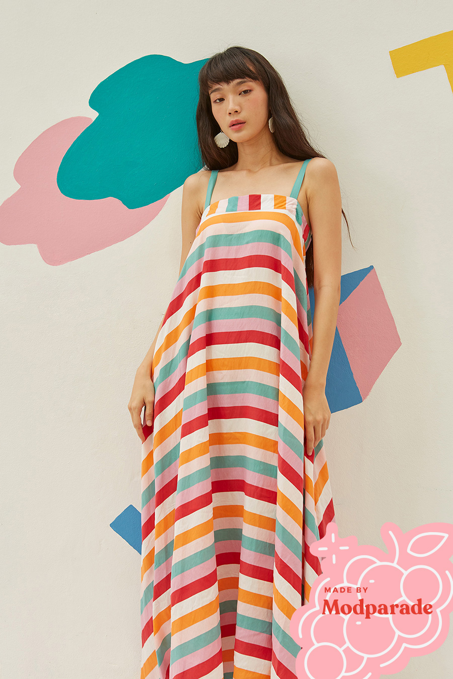 *RESTOCKED* FILY DRESS - POPSICLES [BY MODPARADE]