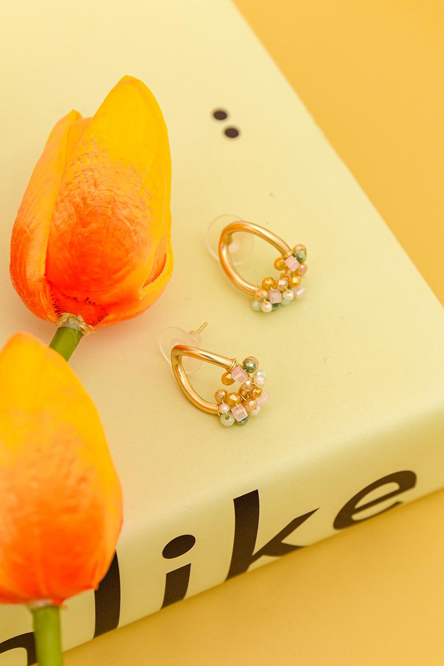 FINCA EARRINGS - GOLD