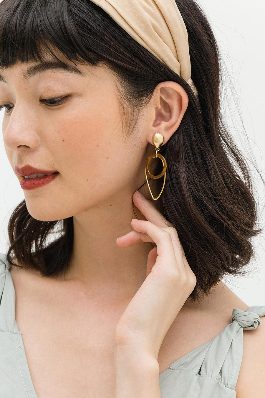 GERIN EARRING - GOLD