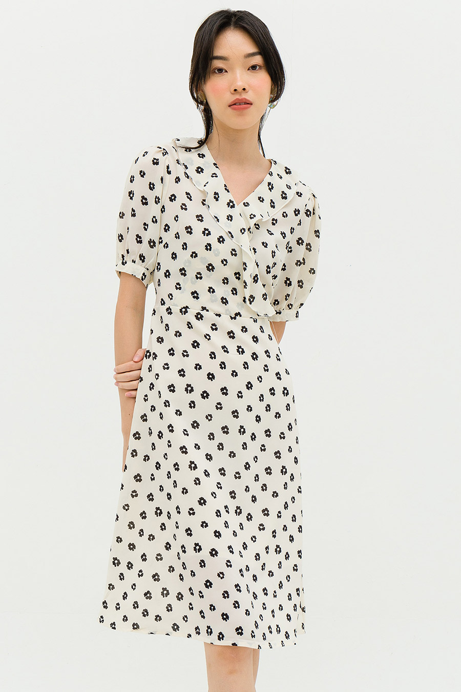 *SALE* GERVAIS DRESS - LOBLOLLY