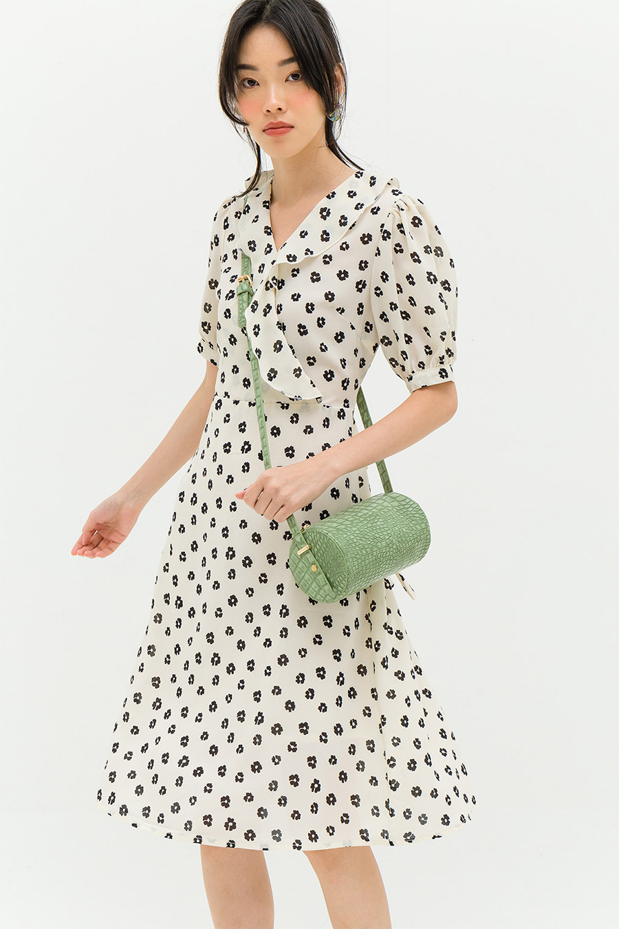 GERVAIS DRESS - LOBLOLLY