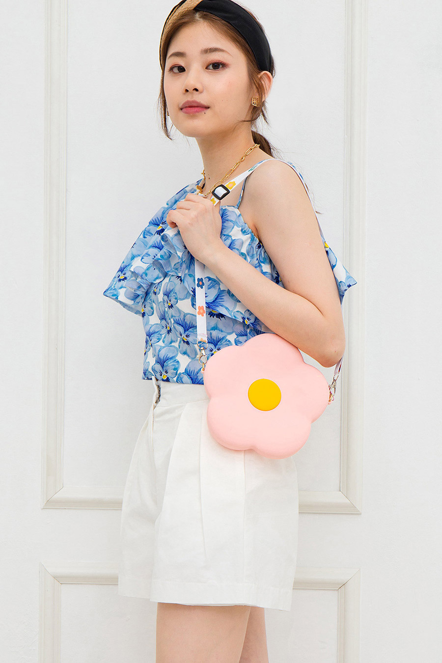 *BO* HANA BAG - BLUSH