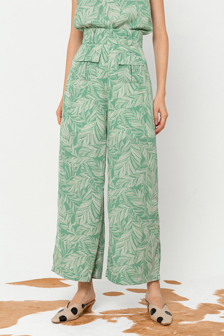 *BO* HEBERT PANTS - CLEMENSIA [BY MODPARADE]
