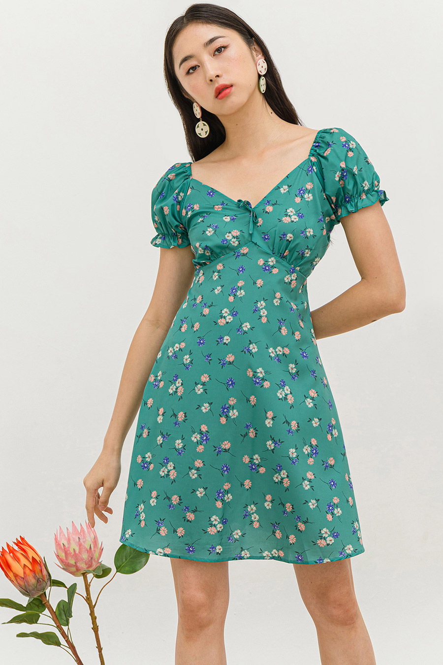 ISE DRESS - PANSY
