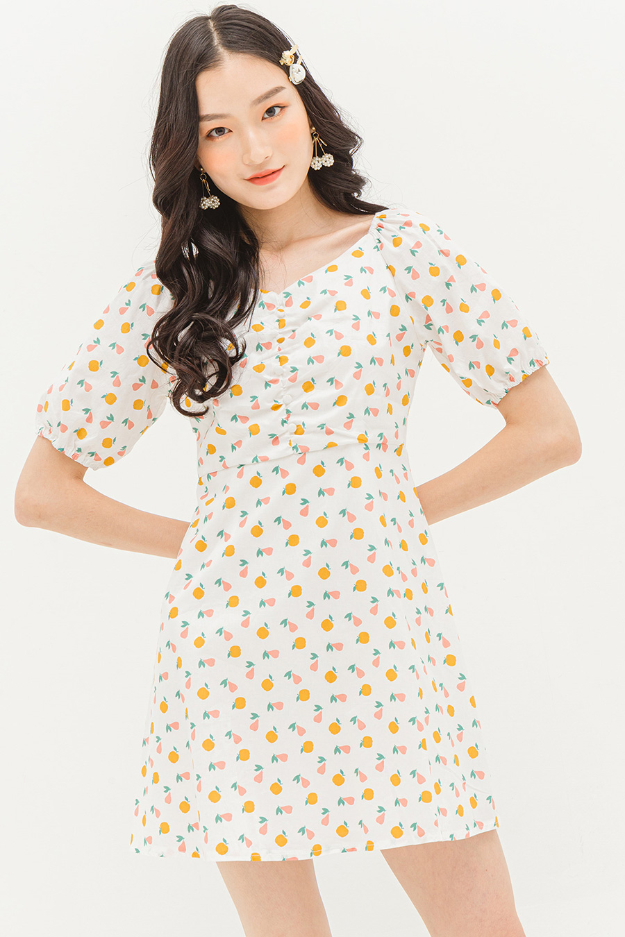 *BO* ISLA DRESS - PEARIE