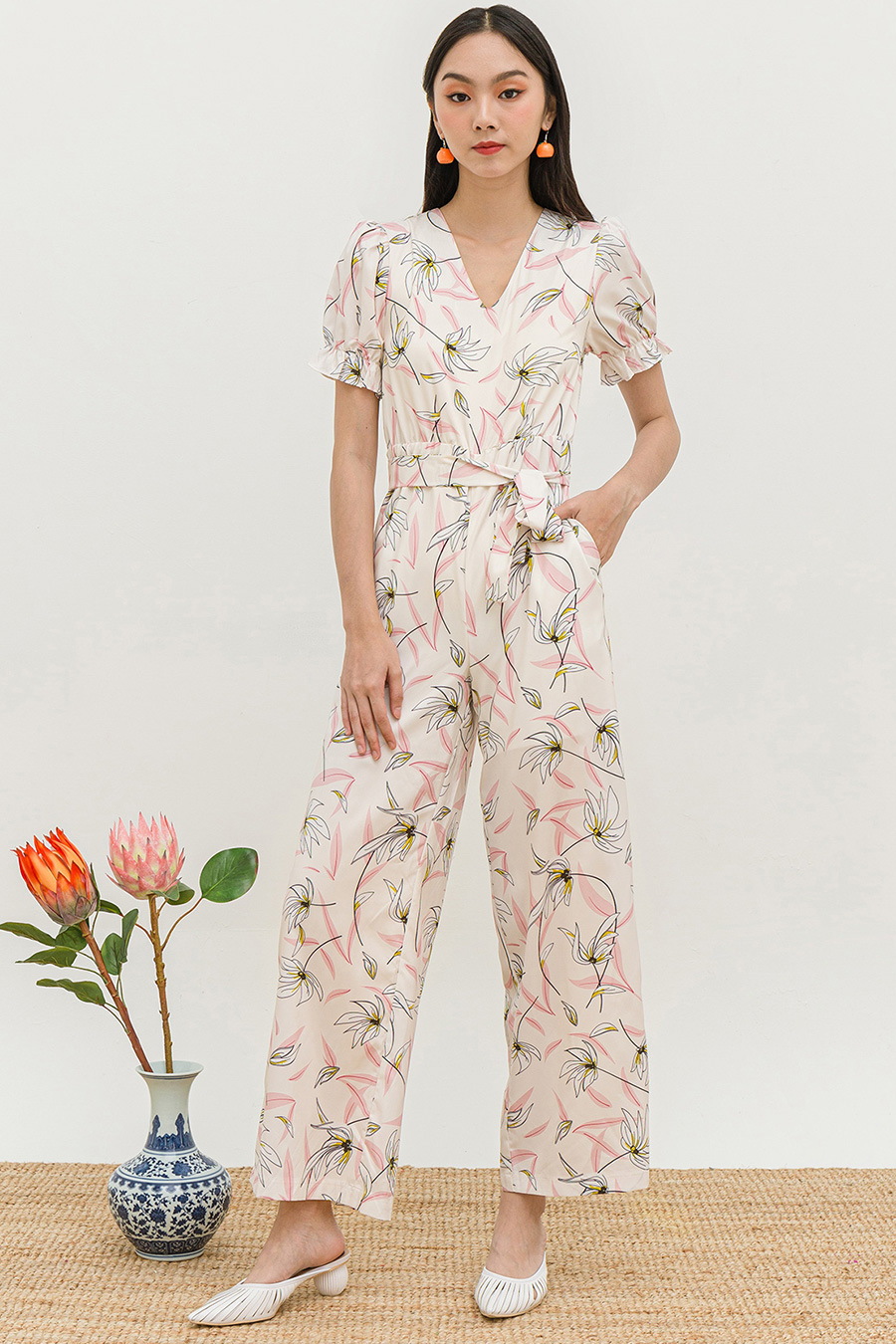 JETTE JUMPSUIT - SAYURI [BY MODPARADE]