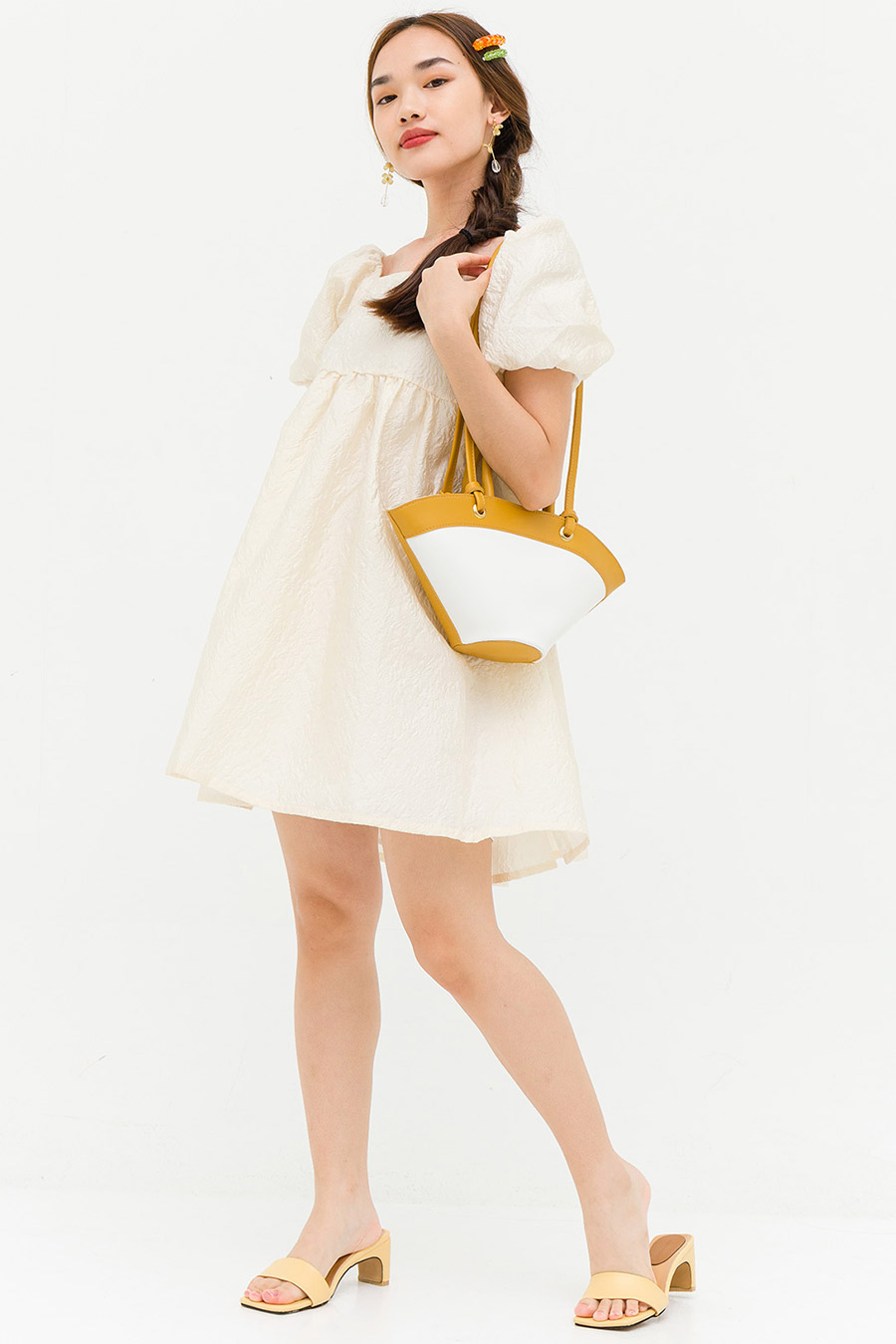 JOELLE BAG - CANARY