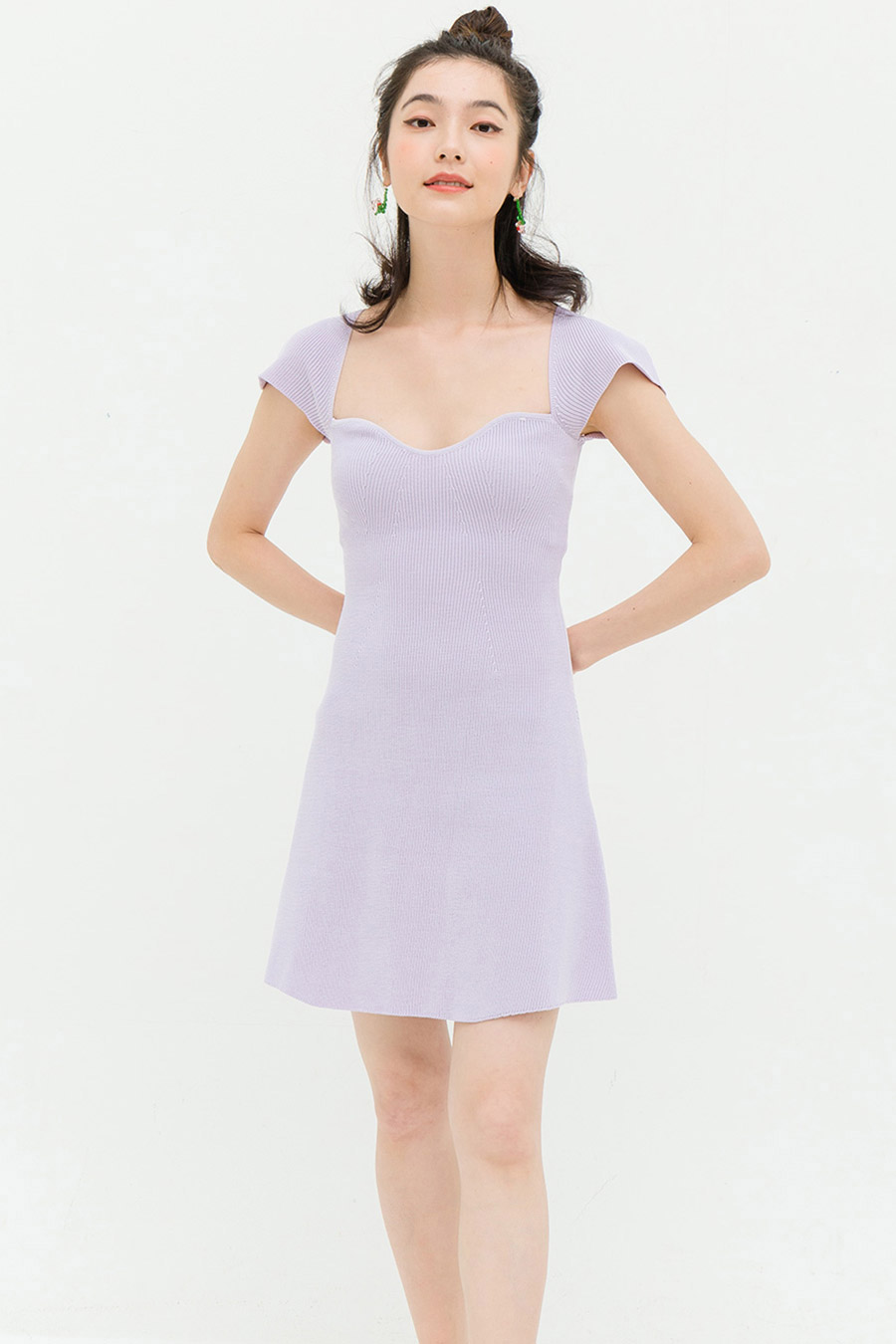 KAISER DRESS - LAVENDER