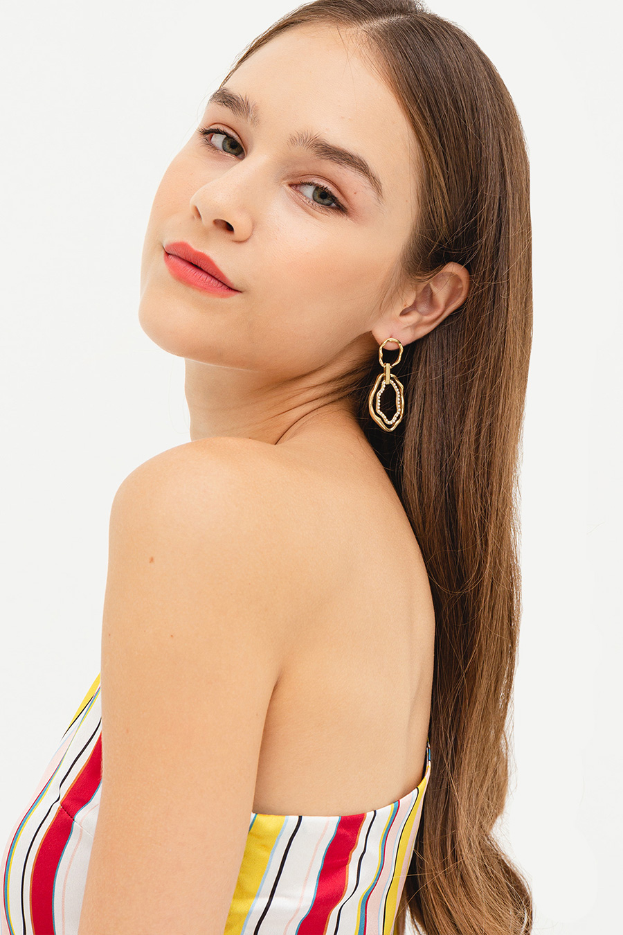KASSIA EARRING - GOLD