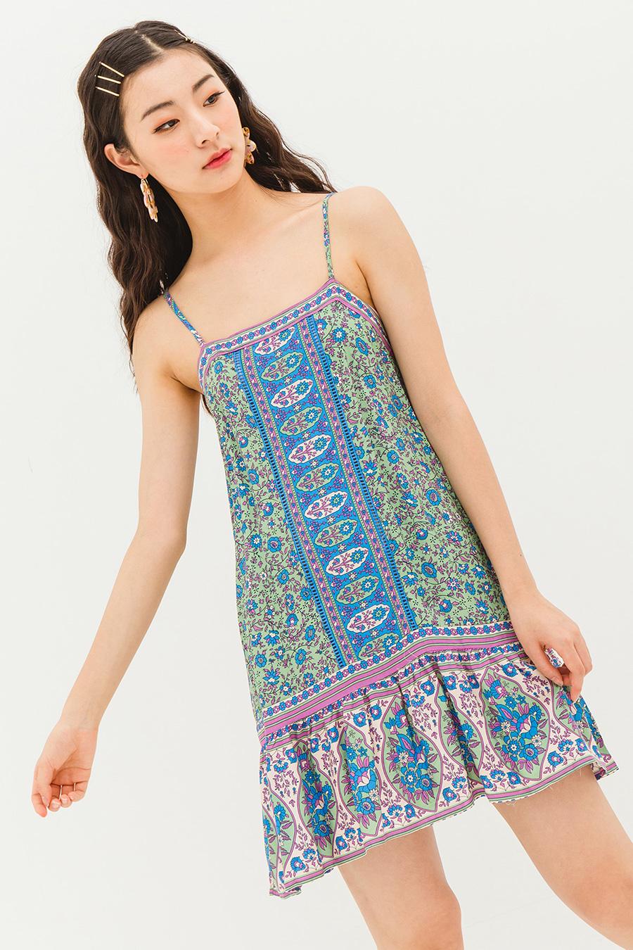 *SALE* KAWASAKI DRESS - BABA GLORY